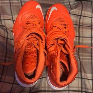 Nike James